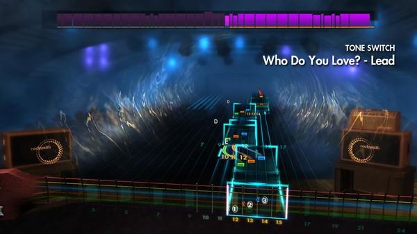 """Скриншот №1 к Rocksmith® 2014 Edition – Remastered – George Thorogood - """"Who Do You Love?"""""""