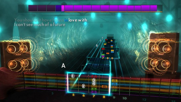 """Скриншот №2 к Rocksmith® 2014 Edition – Remastered – Buzzcocks - """"Ever Fallen in Love With Someone You Shouldntve"""""""