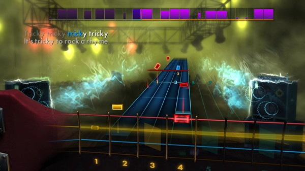Скриншот №5 к Rocksmith® 2014 Edition – Remastered – Run-D.M.C. Song Pack