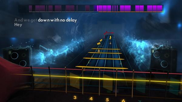 "Скриншот №5 к Rocksmith® 2014 Edition – Remastered – Run-D.M.C. - ""King of Rock"""