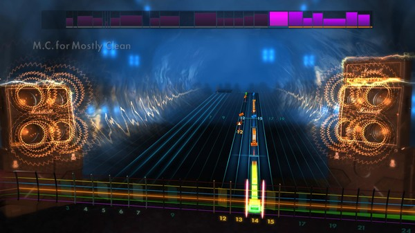 "Скриншот №3 к Rocksmith® 2014 Edition – Remastered – Run-D.M.C. - ""King of Rock"""