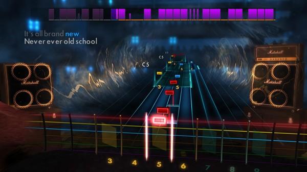 "Скриншот №1 к Rocksmith® 2014 Edition – Remastered – Run-D.M.C. - ""King of Rock"""