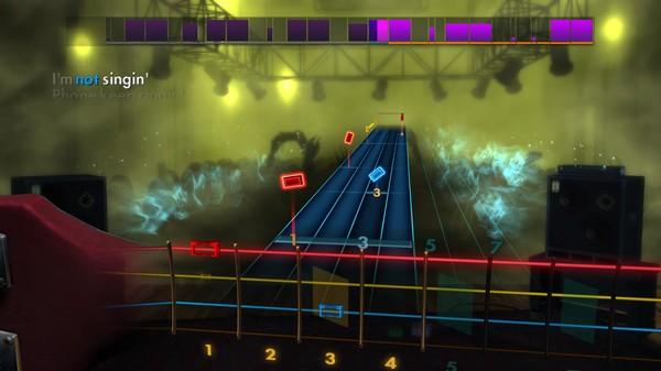 "Скриншот №4 к Rocksmith® 2014 Edition – Remastered – Run-D.M.C. - ""Its Tricky"""