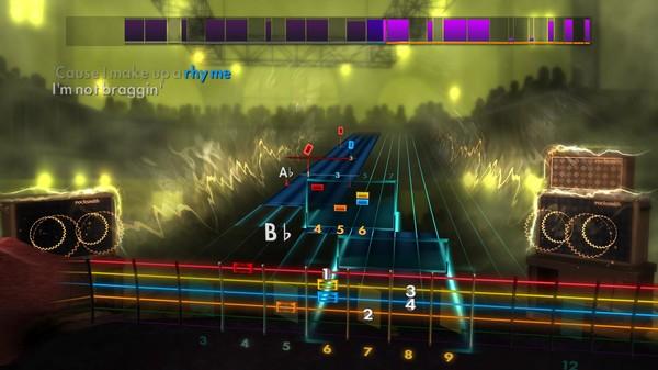 "Скриншот №3 к Rocksmith® 2014 Edition – Remastered – Run-D.M.C. - ""Its Tricky"""