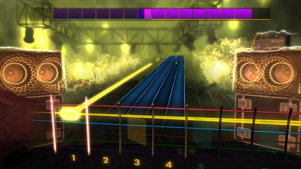 "Скриншот №3 к Rocksmith® 2014 Edition – Remastered – Duane Eddy - ""Rebel Rouser"""