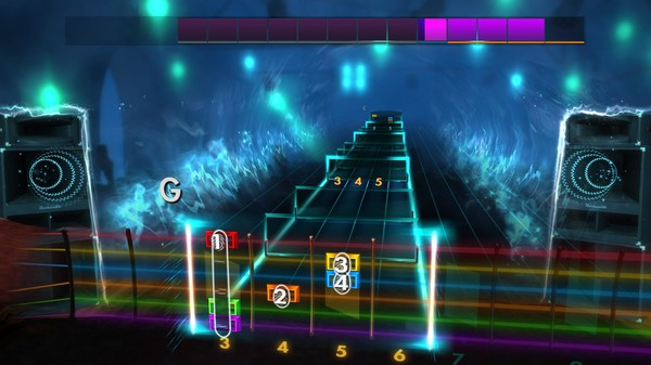"Скриншот №1 к Rocksmith® 2014 Edition – Remastered – Duane Eddy - ""Rebel Rouser"""
