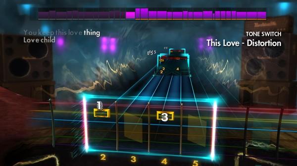 """Скриншот №2 к Rocksmith® 2014 Edition – Remastered – Pantera - """"This Love"""""""