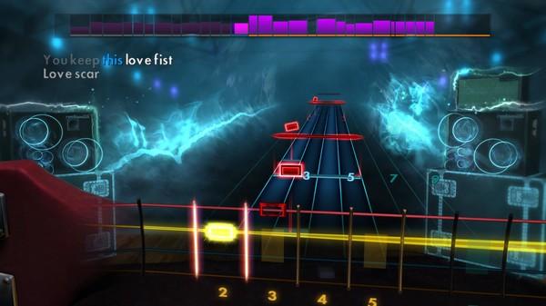 """Скриншот №5 к Rocksmith® 2014 Edition – Remastered – Pantera - """"This Love"""""""