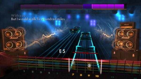 "Скриншот №3 к Rocksmith® 2014 Edition – Remastered – The Proclaimers - ""Im Gonna Be 500 Miles"""