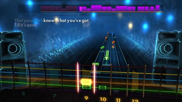 Скриншот №1 к Rocksmith® 2014 Edition – Remastered – Joni Mitchell Song Pack