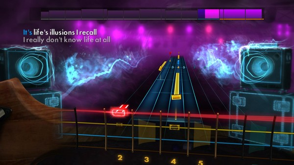 Скриншот №5 к Rocksmith® 2014 Edition – Remastered – Joni Mitchell Song Pack