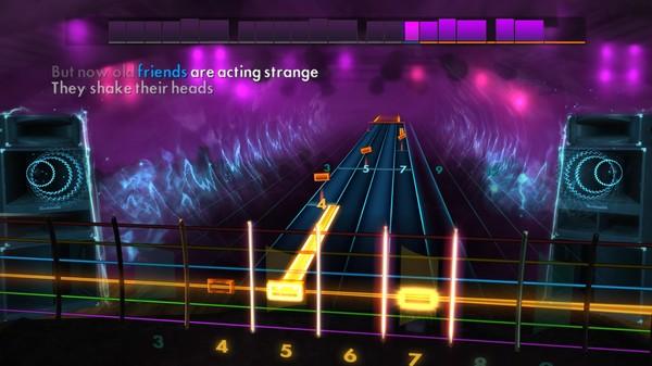 Скриншот №4 к Rocksmith® 2014 Edition – Remastered – Joni Mitchell Song Pack
