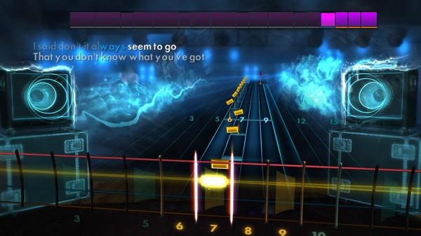 "Скриншот №1 к Rocksmith® 2014 Edition – Remastered – Joni Mitchell - ""Big Yellow Taxi"""