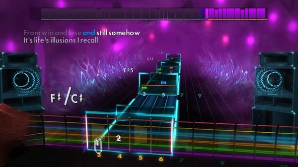 "Скриншот №4 к Rocksmith® 2014 Edition – Remastered – Joni Mitchell - ""Both Sides Now"""