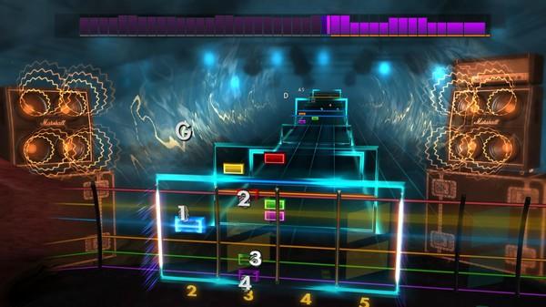 Скриншот №5 к Rocksmith® 2014 Edition – Remastered – Greta Van Fleet Song Pack
