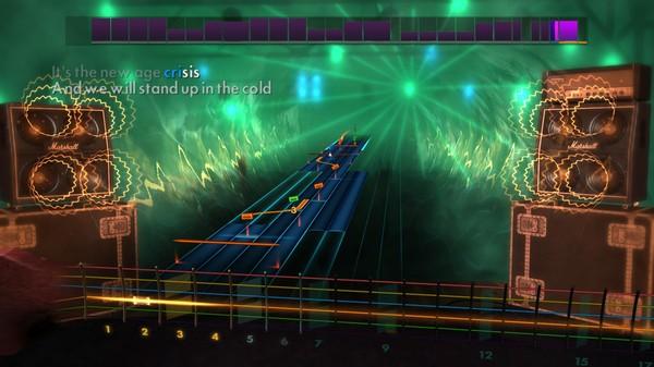 "Скриншот №4 к Rocksmith® 2014 Edition – Remastered – Greta Van Fleet - ""Black Smoke Rising"""
