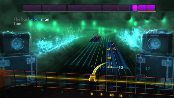 Скриншот №3 к Rocksmith® 2014 Edition – Remastered – Blues Song Pack II