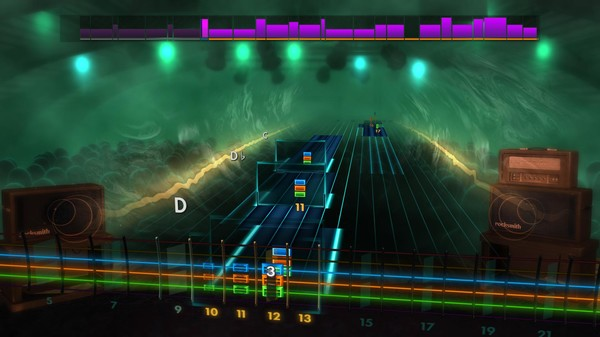 Скриншот №2 к Rocksmith® 2014 Edition – Remastered – Blues Song Pack II