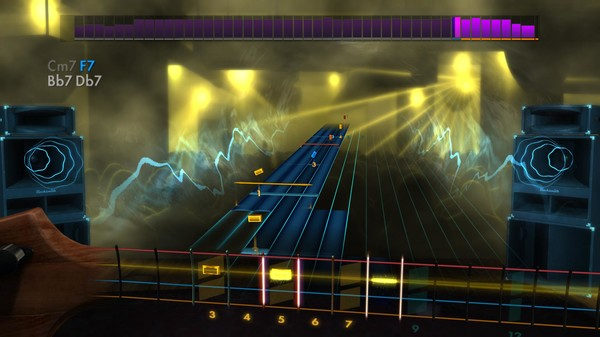 Скриншот №1 к Rocksmith® 2014 Edition – Remastered – Blues Song Pack II