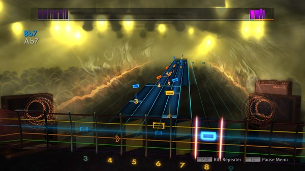 Скриншот №4 к Rocksmith® 2014 Edition – Remastered – Blues Song Pack II