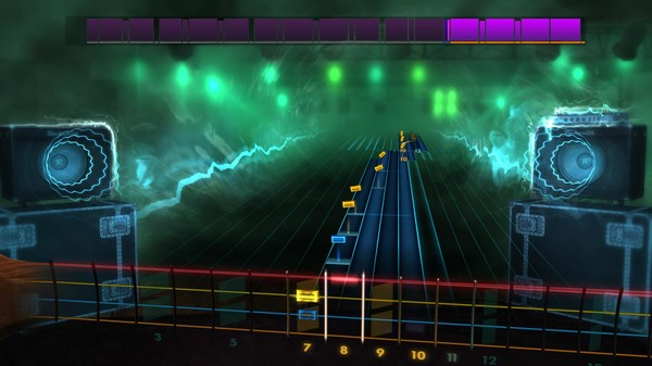 "Скриншот №1 к Rocksmith® 2014 Edition – Remastered – Willie Dixon - ""Back Door Man"""