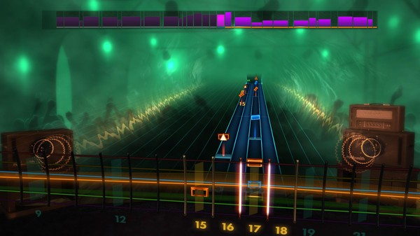 "Скриншот №2 к Rocksmith® 2014 Edition – Remastered – Willie Dixon - ""Back Door Man"""