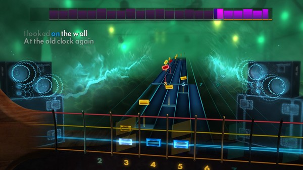 "Скриншот №3 к Rocksmith® 2014 Edition – Remastered – John Lee Hooker - ""One Bourbon One Scotch One Beer"""