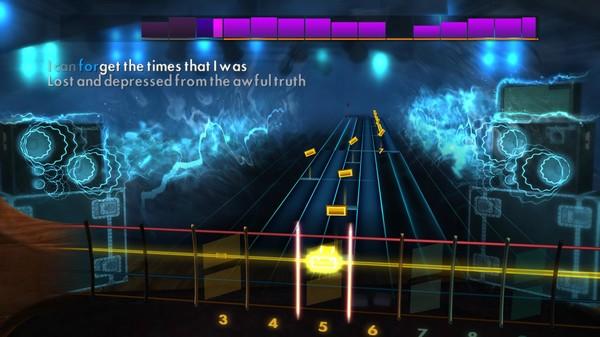 "Скриншот №5 к Rocksmith® 2014 Edition – Remastered – Silverstein - ""My Heroine"""