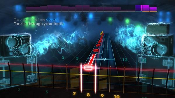 "Скриншот №3 к Rocksmith® 2014 Edition – Remastered – Silverstein - ""Smile in Your Sleep"""