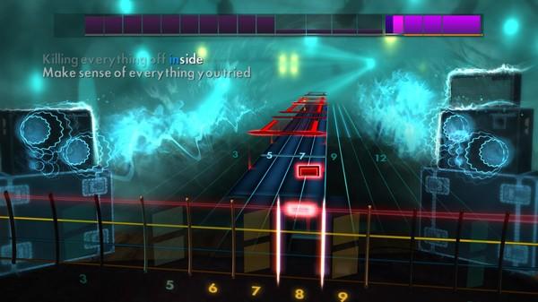 """Скриншот №5 к Rocksmith® 2014 Edition – Remastered – Silverstein - """"Bleeds No More"""""""