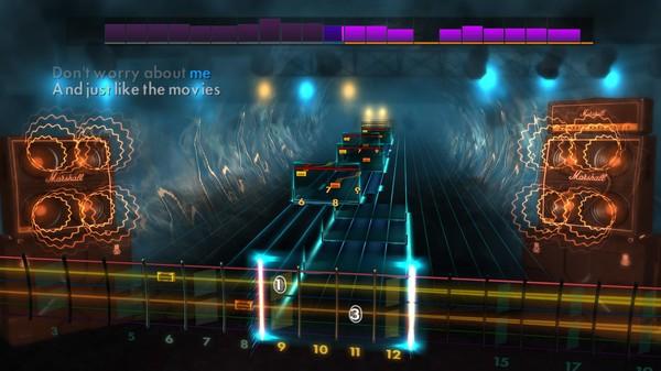Скриншот №2 к Rocksmith® 2014 Edition – Remastered – Variety Song Pack XVII