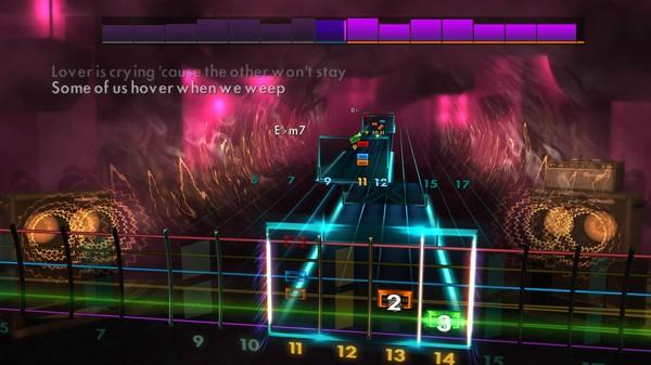 "Скриншот №3 к Rocksmith® 2014 Edition – Remastered – Lisa Loeb - ""Stay I Missed You"""