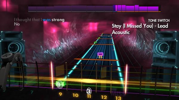 "Скриншот №2 к Rocksmith® 2014 Edition – Remastered – Lisa Loeb - ""Stay I Missed You"""