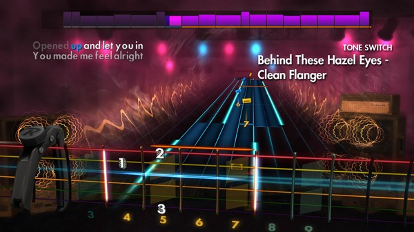 "Скриншот №1 к Rocksmith® 2014 Edition – Remastered – Kelly Clarkson - ""Behind These Hazel Eyes"""