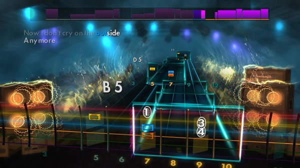 "Скриншот №2 к Rocksmith® 2014 Edition – Remastered – Kelly Clarkson - ""Behind These Hazel Eyes"""