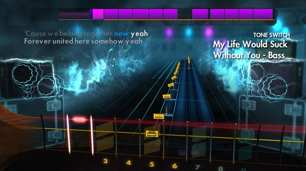 """Скриншот №4 к Rocksmith® 2014 Edition – Remastered – Kelly Clarkson - """"My Life Would Suck Without You"""""""