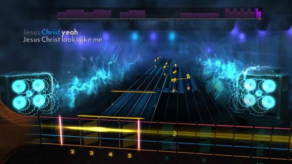 "Скриншот №4 к Rocksmith® 2014 Edition – Remastered – Type O Negative - ""Christian Woman"""