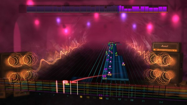 Скриншот №1 к Rocksmith® 2014 Edition – Remastered – Stone Sour Song Pack