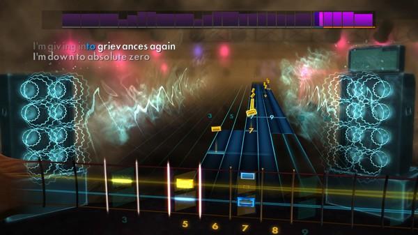 "Скриншот №5 к Rocksmith® 2014 Edition – Remastered – Stone Sour - ""Absolute Zero"""