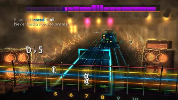 "Скриншот №3 к Rocksmith® 2014 Edition – Remastered – Stone Sour - ""Bother"""