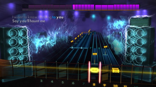 """Скриншот №5 к Rocksmith® 2014 Edition – Remastered – Stone Sour - """"Say Youll Haunt Me"""""""