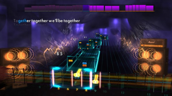 """Скриншот №2 к Rocksmith® 2014 Edition – Remastered – Stone Sour - """"Say Youll Haunt Me"""""""