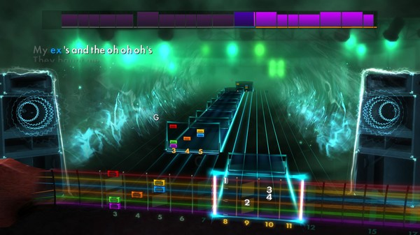 Скриншот №3 к Rocksmith® 2014 Edition – Remastered – 2010s Mix Song Pack V
