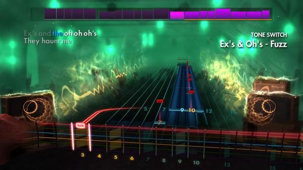 "Скриншот №2 к Rocksmith® 2014 Edition – Remastered – Elle King - ""Exs  Ohs"""