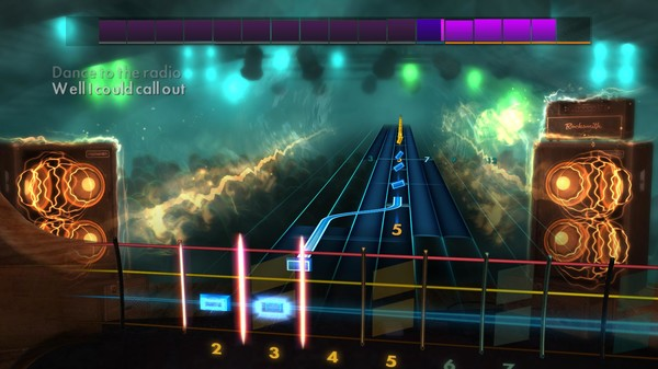 Скриншот №4 к Rocksmith® 2014 Edition – Remastered – Joy Division Song Pack