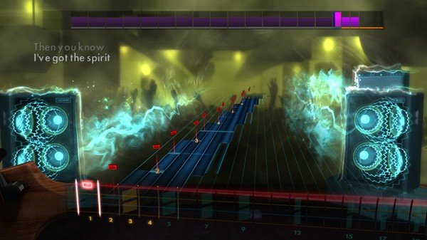 Скриншот №3 к Rocksmith® 2014 Edition – Remastered – Joy Division Song Pack