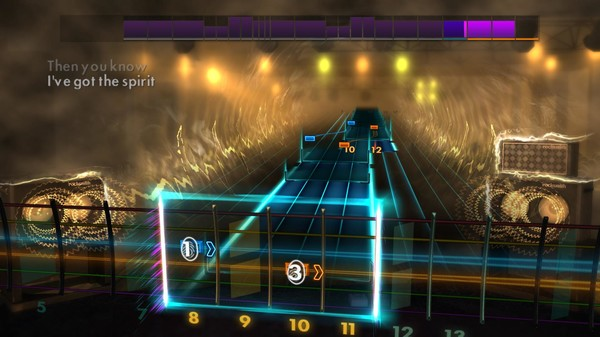 "Скриншот №1 к Rocksmith® 2014 Edition – Remastered – Joy Division - ""Disorder"""