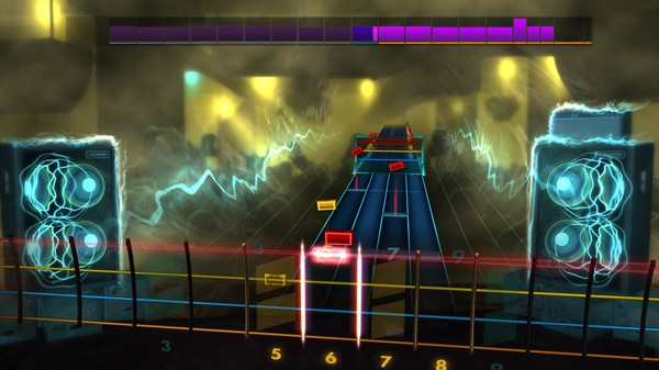 "Скриншот №4 к Rocksmith® 2014 Edition – Remastered – Joy Division - ""Disorder"""