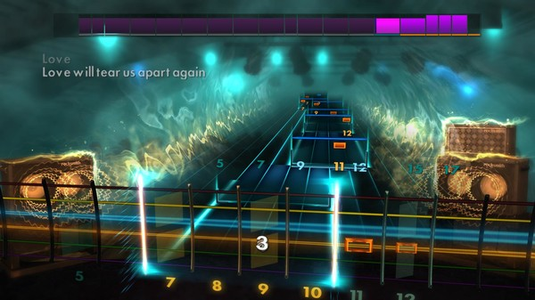 "Скриншот №2 к Rocksmith® 2014 Edition – Remastered – Joy Division - ""Love Will Tear Us Apart"""