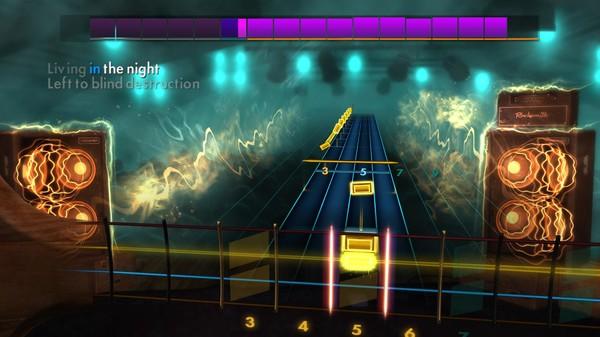 "Скриншот №5 к Rocksmith® 2014 Edition – Remastered – Joy Division - ""Transmission"""